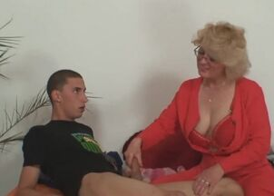 Mature wife breeding