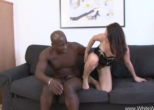 Wifey black cock