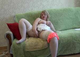 Mature natural pussy