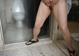 Asian milf homemade