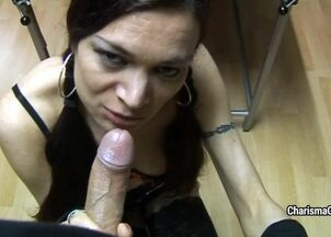 Milf wants cum in her pussy