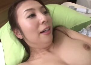 Asian mature tits