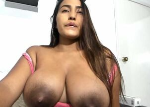 Huge fake tits